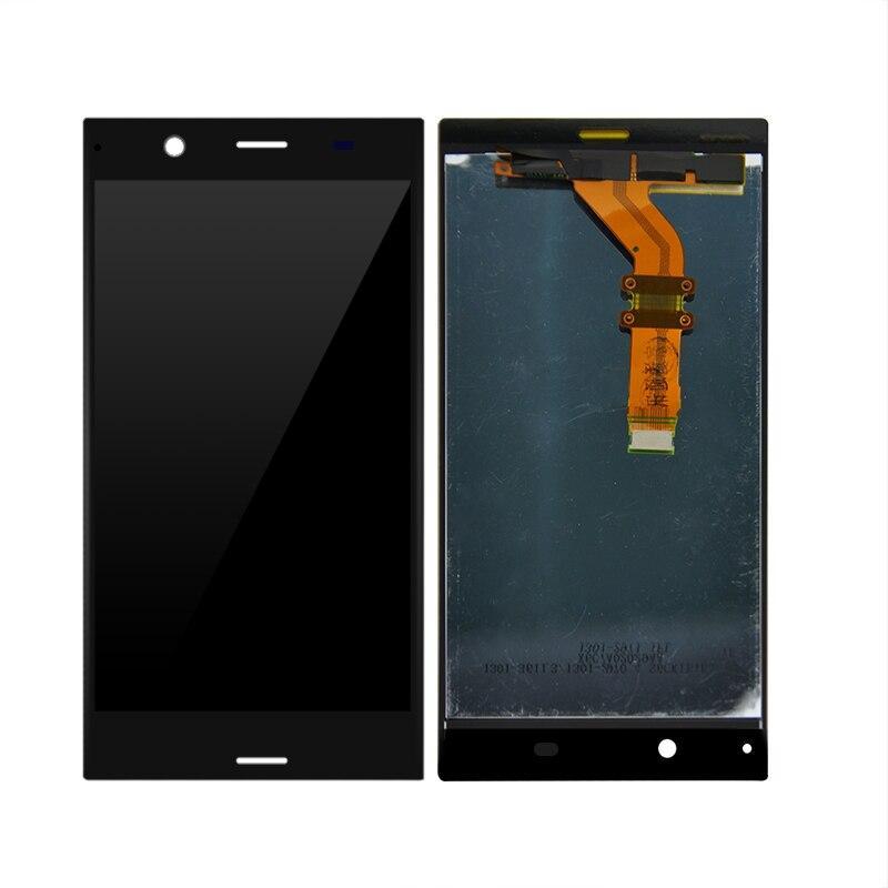 Дисплей (LCD) Sony G8231 Xperia XZs з тачскріном, чорний, оригінал (PRC)