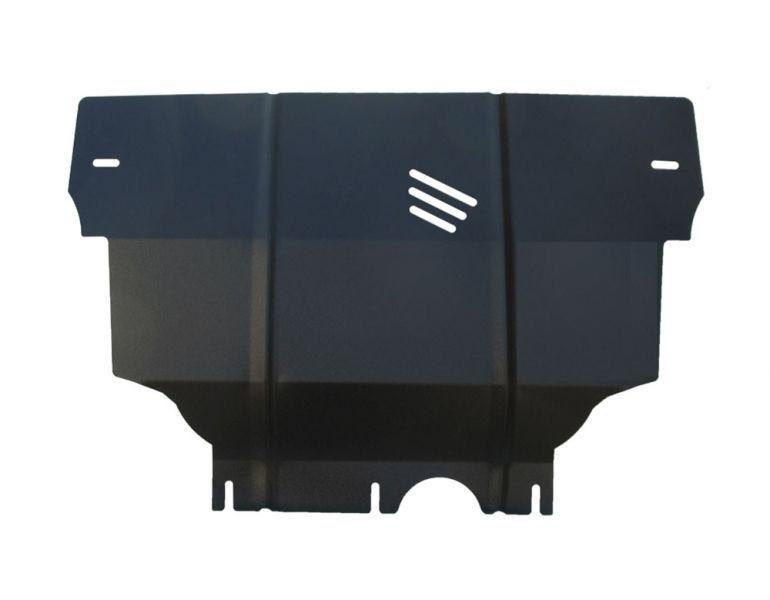 Защита двигателя Skoda Oсtavia III (A7) 2013-