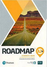 Учебник Roadmap A2+ Students' Book with Digital Resources and App / Pearson