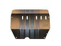 Защита двигателя Skoda Rapid 2013-