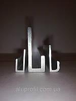 Алюминиевый профиль — специальный алюминиевый профиль 33х12х2,5 Б/П