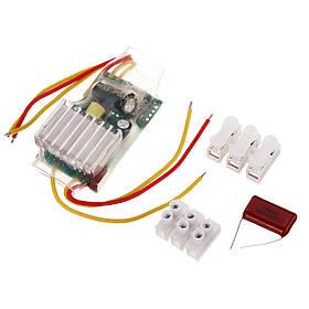 WiFi Dual Single FireWire Smart Switch Модифицированные части Triac APP Телефон Дистанционное Управление Поддержка Ewelink-1TopShop