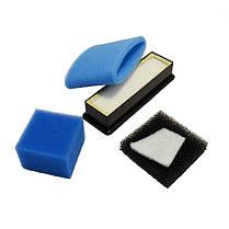Набор фильтров для моющего пылесоса Zelmer 919, фото 3