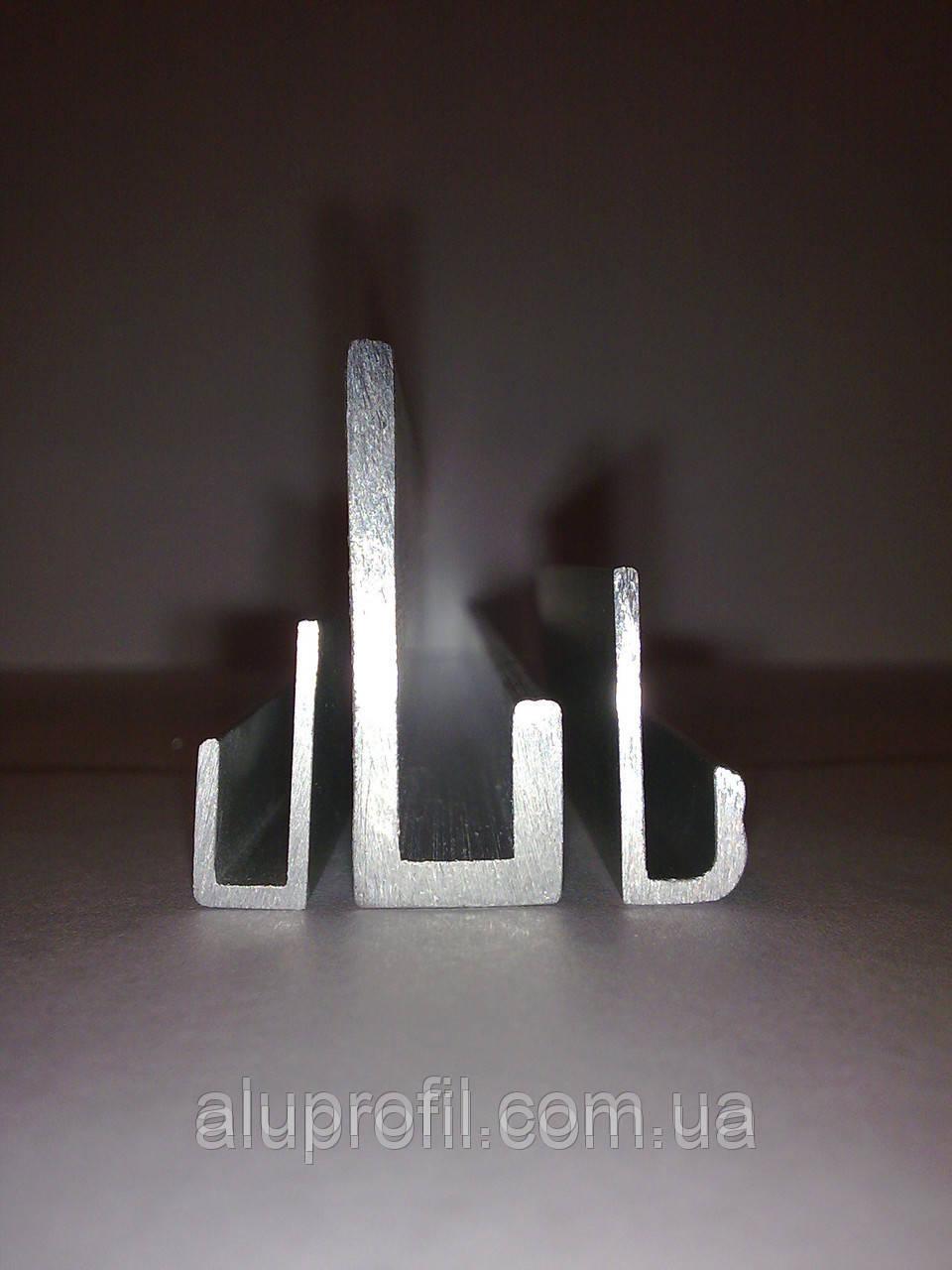 Алюминиевый профиль — специальный алюминиевый профиль 25х13х1,5 Б/П