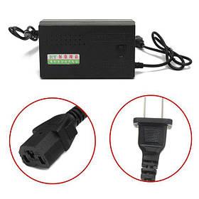 Блок батарей 48v электрический велосипед мотороллер батарея зарядное устройство переходник питания-1TopShop