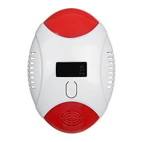 Беспроводной LED Цифровой Дисплей Угарный газ Денсор CO Детектор Сигнализации Тестер-1TopShop