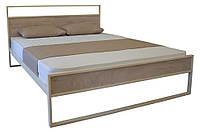Кровать двуспальная Астра Вуд TM Melbi