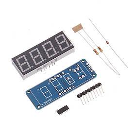 10шт 0.56 дюймов Цифровой Трубка DIY Набор TM1650 Четырехзначный LED Цифровой Трубка Дисплей Модуль для-1TopShop