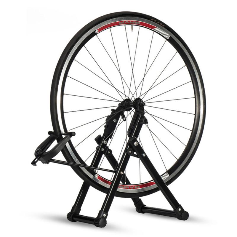 Колесо для дорожного велосипеда Truing Stand Кронштейн для технического обслуживания колесного велосипеда для 24 - 28 колес-1TopShop