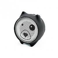 Портативная колонка Bluetooth Baseus Premium E06 Dogz Black