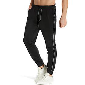 Мужские спортивные штаны Jogger повседневные тренировочные спортивные брюки Loose Track Брюки-1TopShop
