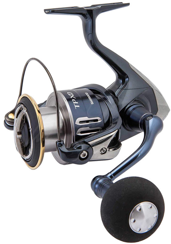 Катушка Shimano Twin Power XD 4000 XG  9+1,6.2:1