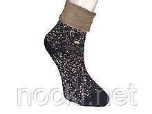 """Шкарпетки жіночі махра Комфорт """"Тигр"""" закот"""