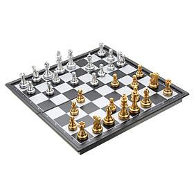 Магнитные шахматные складные большие магнитные доски с фигурками Шахматные игрушки для детей Подарочные-1TopShop