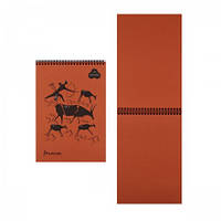 """Альбом / скетчбук  для пастели """"Premium Terracotta""""  А4, 30 листов терракотового цвета."""