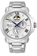 Мужские часы Seiko SRX015P1 Premier Kinetic Direct Drive