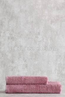 Набір рушників PAVIA NICCI G. KURUSU (75х150, 50х85) рожевий