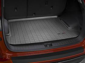 Ковер резиновый WeatherTech Hyundai Tucson 16+ в багажник черный