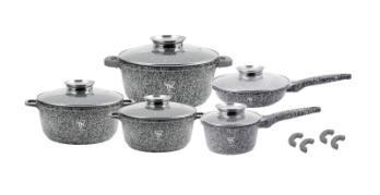 Набір посуду з мармуровим покриттям Top Kitchen TK00020