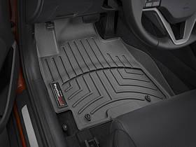 Ковры резиновые WeatherTech Hyundai Tucson USA 16+ передние черные