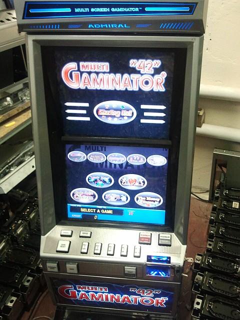 игра автомат гейминатор