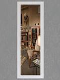 Зеркало напольное, белое 1900x600, фото 3