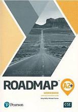 Тетрадь Roadmap A2+ Workbook with Digital Resources / Pearson