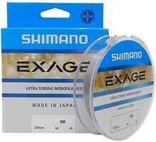 Леска Shimano Exage 150m 0.145m 1.8kg