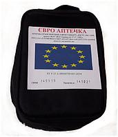 Аптечка автомобильная АМА-1 Евростандарт, сертифицированная