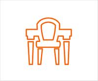 Меблі для саду, дому. меблі з пластику.