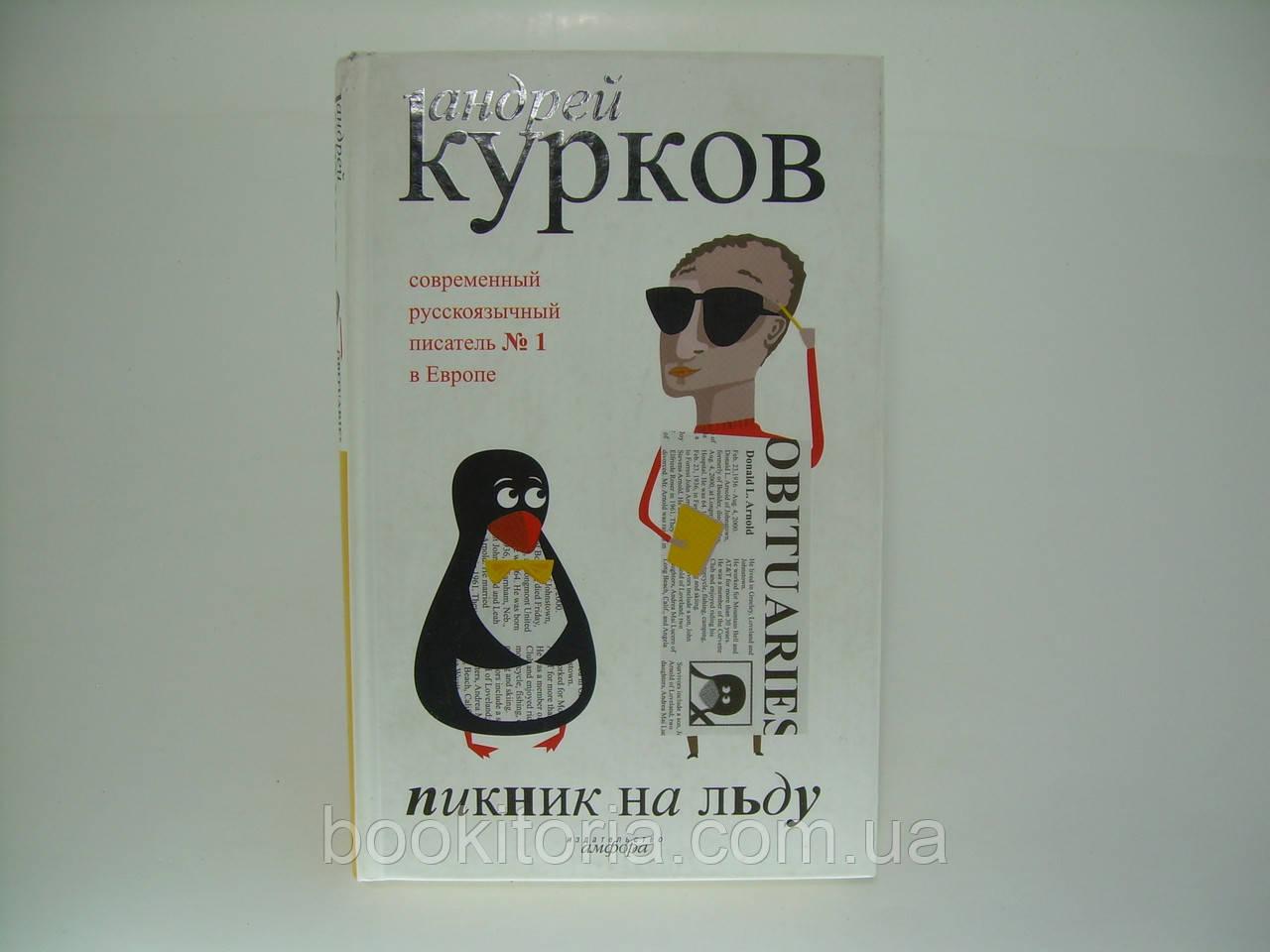 Курков А. Пикник на льду (б/у).