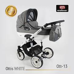 Детская коляска универсальная 3 в 1 Adbor Ottis Ott-13 (Адбор Оттис, Польша)