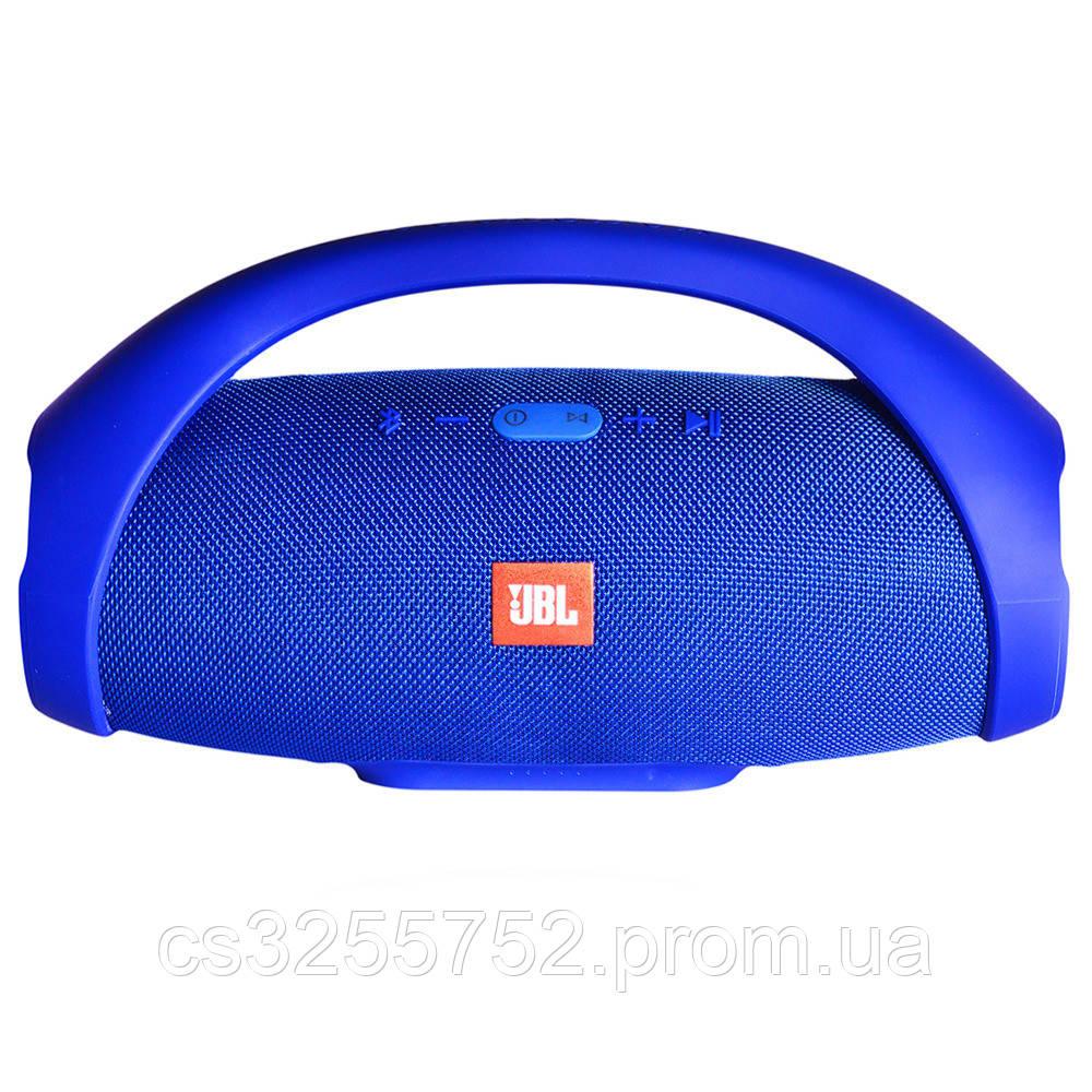 Портативная колонка Bluetooth JBL Booms BOX Mini Blue