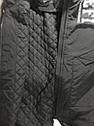 Парка Куртка Женская Ветрозащитная Плащевка. Тинсулейт Фабричный Китай Размер L 46, фото 3