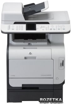 Заправка HP Color LaserJet CM2320fxi картриджи CC530A, CC531A, CC532A, CC533A