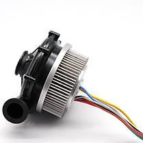 WM7060DC12V/24VВентилятор высокого давления 12Kpa Бесколлекторный Вентилятор постоянного тока Маленький центробежный вентилятор для сна, фото 2