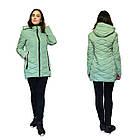 Куртки Женские Демисезонные Утепленные . Фабричный Китай Размеры 42-46 в наличии, фото 5