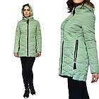 Куртки Женские Демисезонные Утепленные . Фабричный Китай Размеры 42-46 в наличии, фото 7