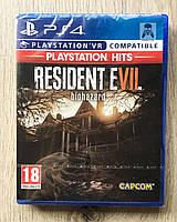 Resident Evil 7 Biohazard (рус. суб.) PS4, фото 1