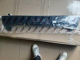 Дефлектор капоту, мухобойка AUDI A6 з 2006 р. в. VIP