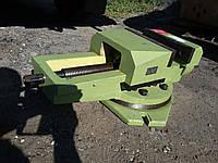 Тиски станочные, токарные, советские, лекальные 250 мм Новые