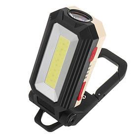 Портативный Кемпинг Light На открытом воздухе 3 Mode USB Аккумуляторная Work Light На открытом воздухе Аварийное освещение-1TopShop