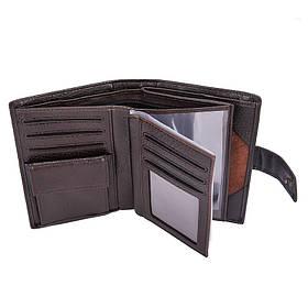 Hengsheng Tri-fold PU кожаный бумажник Многофункциональный держатель кредитной карты ID Паспорт владельца-1TopShop