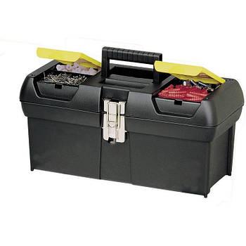 Ящик для інструментів 31,8 x 17,8 x 13см металевий замок (013013) (уп.6) (1-92-064)