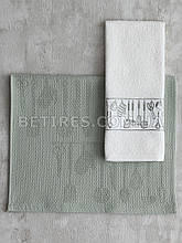 Набор кухонных полотенец PAVIA COLTELLO (40x60-2шт.)