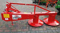 Косилка роторная Lisicki 1,35 м,(длинное плечо 1,0м)