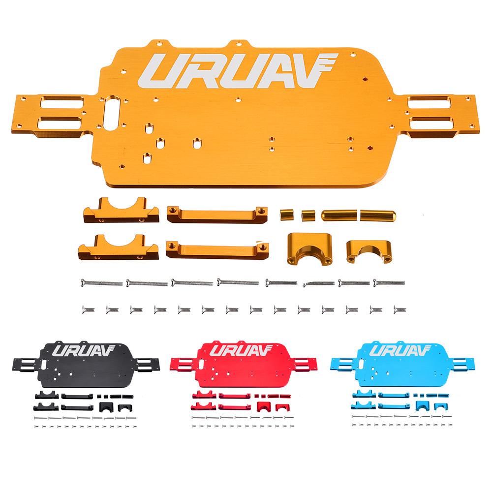 URUAV Обновление металлического шасси для WLtoys A949 A959B A969 A979 K929 RC Авто Запчасти-1TopShop