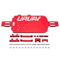 URUAV Обновление металлического шасси для WLtoys A949 A959B A969 A979 K929 RC Авто Запчасти-1TopShop, фото 2