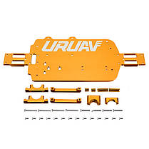 URUAV Обновление металлического шасси для WLtoys A949 A959B A969 A979 K929 RC Авто Запчасти-1TopShop, фото 3