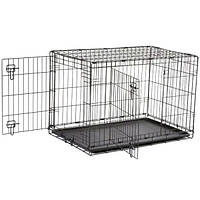 Savic Dog Cottage САВИК ДОГ КОТТЕДЖ клетка для собак, 12.4кг | 107х72х79 см